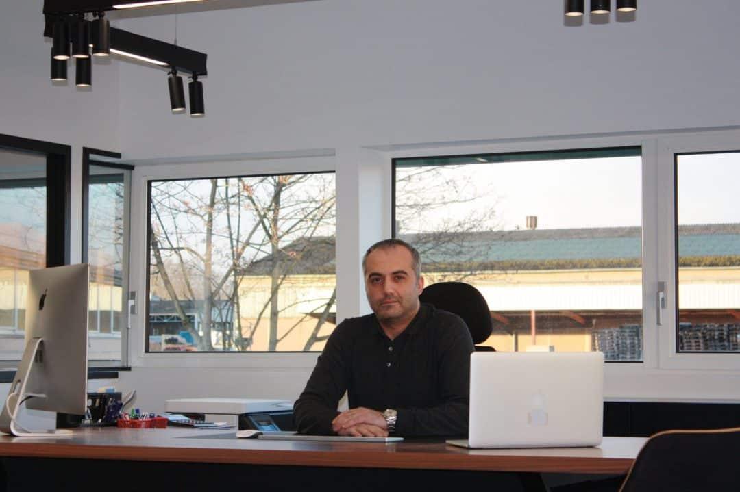Ismail KIBAR gérant de Rénovation Appartement STRASBOURG